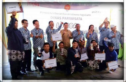 Pokdarwis Kampung Santan, Sukses Mengawinkan Juara di lomba Pokdarwis