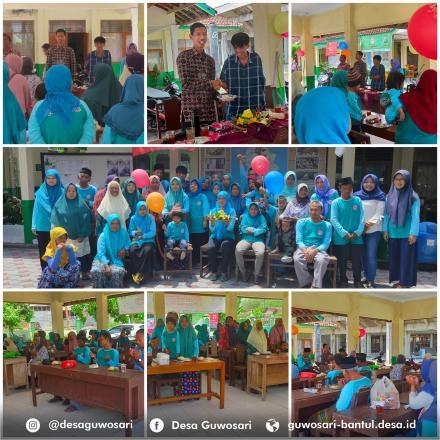 HUT Forum Mekar Jaya Pertama